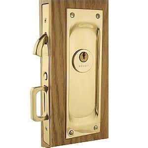 pocket door lock emtek pocket door mortise lock