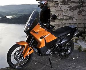 Ktm 990 Adventure 2011 - Fiche Moto