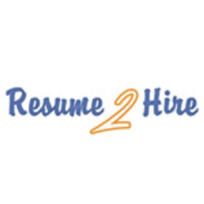 Resume To Hire by Resume 2 Hire Resume2hire