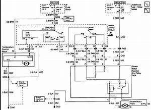 Wiring Diagram For Front  Rear Air Conditioner  Air Not