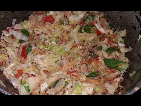 Add 1 cup of tomato water and allow to boil for 25 min. Cabbage Stir Fry Recipe | Jikoni Magic | Doovi