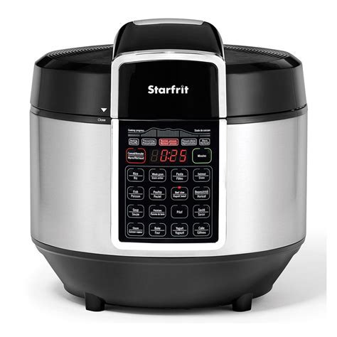 Starfrit Electric Pressure Cooker   Starfrit