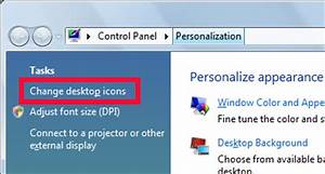 Tech Dreams: Restore Accidentally Deleted Recycle Bin Icon ...
