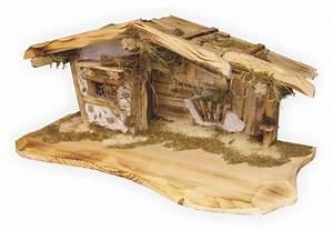 Weihnachtskrippe Holz Selber Bauen : krippenstall bausatz rottal alpenland krippenstall hobby versand spangler ~ Buech-reservation.com Haus und Dekorationen
