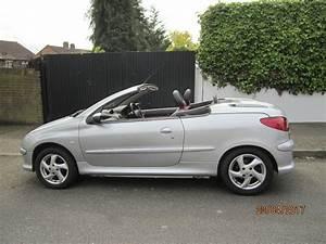 Peugeot 206 Cc : peugeot 206 cc 1 6 petrol manual silver a c 9 mts mot in bromley london gumtree ~ Medecine-chirurgie-esthetiques.com Avis de Voitures