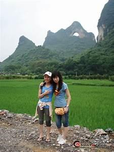 Moon Hill Yangshuo  Moon Hill Yangshuo Tour  Moon Hill