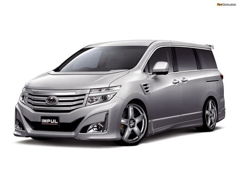 Nissan Elgrand Image by Images Of Impul Nissan Elgrand E52 2010 1280x960