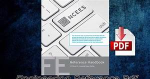 Download Fe Reference Handbook For Computer