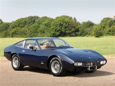 Ferrari produced the 365 gtc/4 for just 18 months, during which only 500 examples were produced. RM Sotheby's - 1972 Ferrari 365 GTC/4 by Pininfarina   London 2014