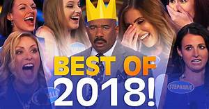 2018's greatest Family Feud moments!
