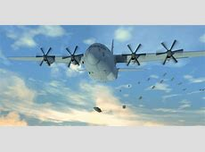 Flighttest C130 Will Have Multiple Gremlins Defense