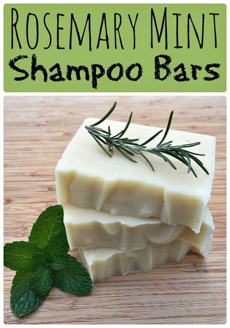 check  rosemary mint shampoo bars   easy