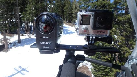 gopro hero black review snowboarders perspective