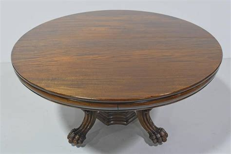 dining tables with leaf extensions american empire center pedestal dining table with 9256