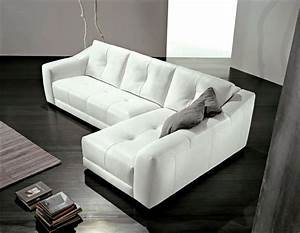 sweet living room interior design with l shaped white With leather sofa design living room