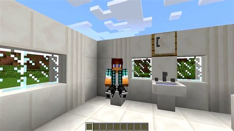 Furniture In Minecraft