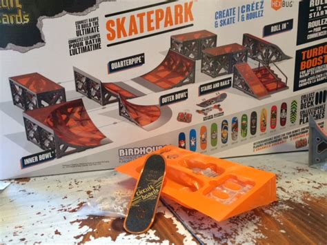 Tony Hawk Tech Deck Remote by Closed Stuff Story Like Hexbug Circuit Boards