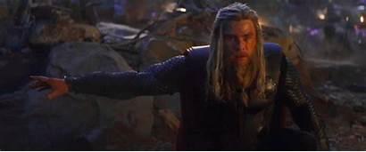 Thor Endgame Avengers Gifs Assemble Fat Mjolnir