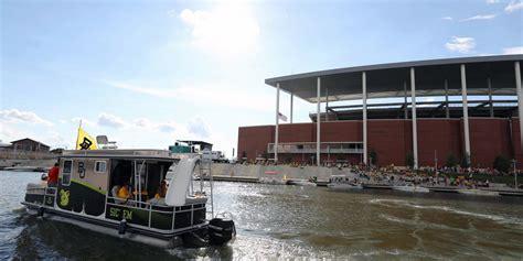 Baylor Boats by Baylorproud 187 7 Tips For Sailgating Baylor Football