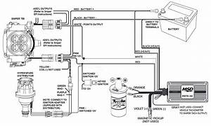 Msd 6a Wiring Ford