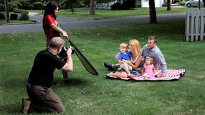 How to Shoot Family Portraits Outdoors | Portrait ...