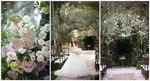 Elegant Enchanted Forest Wedding - Pretty My Party