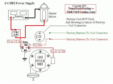 accel hei distributor wiring diagram wiring diagram and