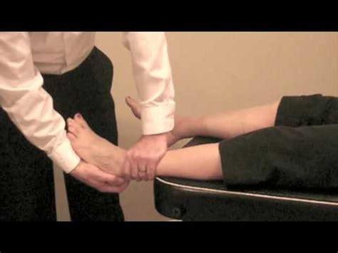 anterior drawer test ankle anterior drawer test ankle