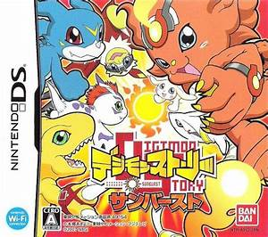 Digimon World Dawn Box Shot For Ds Gamefaqs