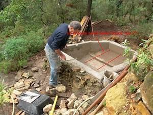 attrayant jardin gravier comment faire 10 notre bassin With jardin gravier comment faire