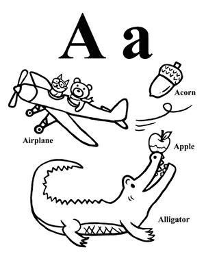 words that start with a worksheet education 741 | words start the alphabet preschool