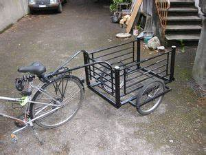 Remorques de vélo Wiklou, le Wiki du Biclou