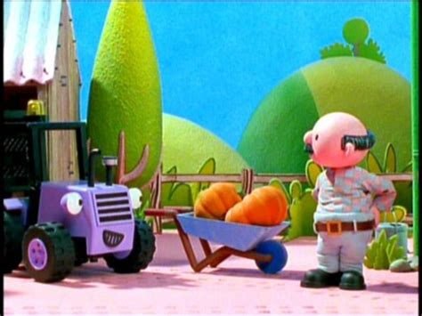 trick  treat tales barney thomas friends bob