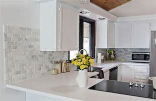 how to make a backsplash in your kitchen diy kitchen backsplash ideas