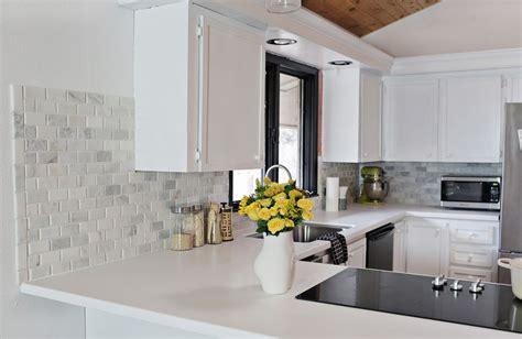 how to backsplash kitchen 20 diy kitchen backsplash projects to give your kitchen an