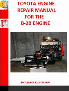 Free Toyota 2y Engine Manual Free Download