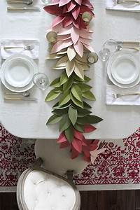 Colorful, Paper, Leaf, Garland, For, Fall