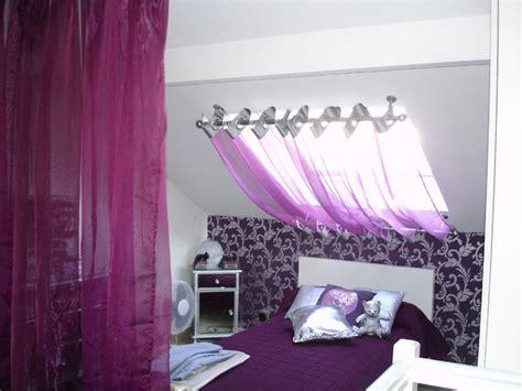 rideau de fenetre de chambre la mansarde modèle déposé rideau pour fenêtre de toit