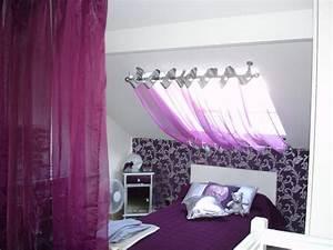 Rideaux à Poser Sur Fenêtres : la mansarde mod le d pos rideau pour fen tre de toit ~ Premium-room.com Idées de Décoration