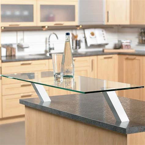 Kitchen Counter Add On by Floating Raised Bar Top Home Improvements In 2019