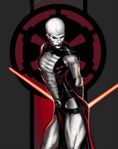 Sith Asajj Ventress, Dooku's padawan by EnriqueNL on ...