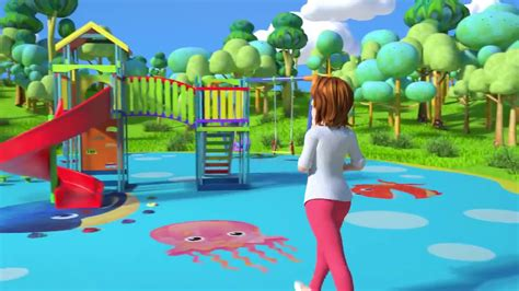 Where kids can be happy and smart! Yes yes Playground song | cocomelon nursery rhymes & Kids ...