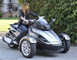 3 Wheel Motorcycle Spyder
