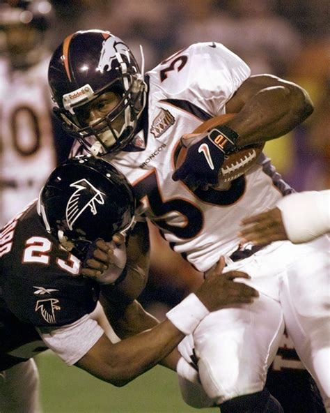 Super Bowl Xxxiii Second Time Is Super Easy For Broncos