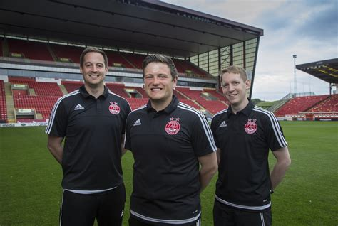 Premier Ladies New Management Team - Aberdeen FC Ladies