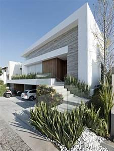 beautiful maison de luxe moderne exterieur photos design With superior deco de jardin exterieur 6 deco appartement neuf