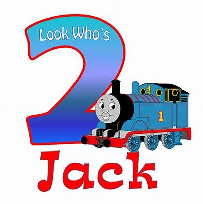 Thomas Train Birthday Clipart Boy Clip Boys