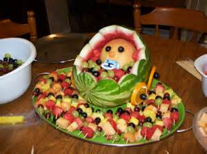 Watermelon Baby Carriage Fruit