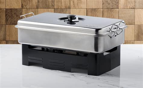 fumoir cuisine fumoir de table en inox colichef