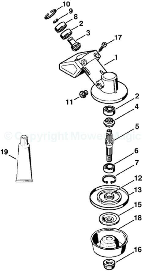 Stihl FS 110R Parts Diagram   Mungfali
